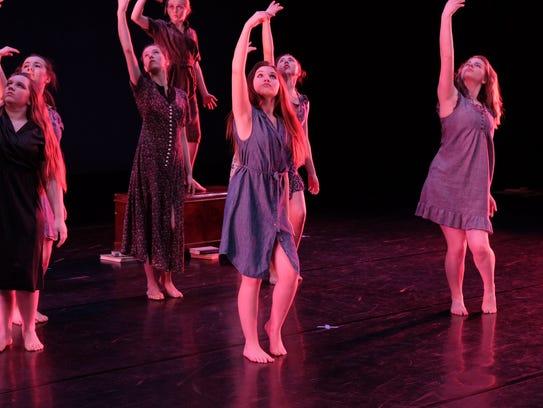 Point Dance Ensemble will hold a choreography showcase