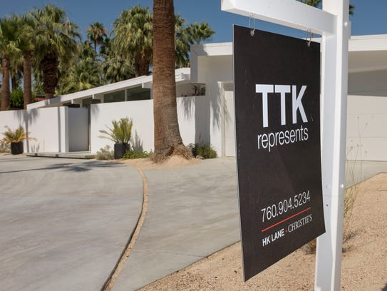 No September Slump Here. Desert Home Prices Rose Again Last Month