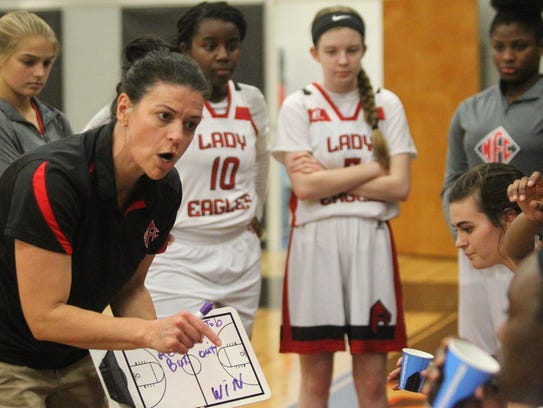 The Aucilla Christian girls basketball team defeated