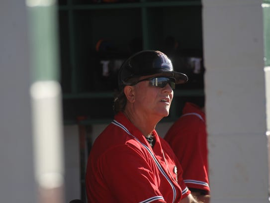 Leon baseball coach Robbie Zimmerman had never had