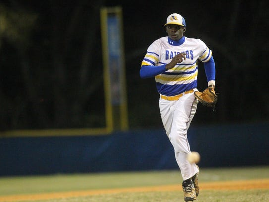 Rickards' senior Mark Thornhill is hitting .488 this season with six doubles as the Raiders have gone 9-4 to start the year.