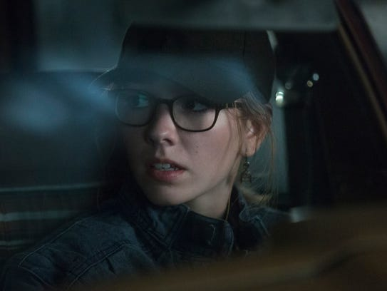 """Holly Taylor as Paige Jennings on """"The Americans."""""""