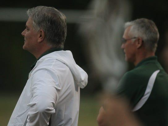 In his 13th season, Lincoln coach Mark Williams is