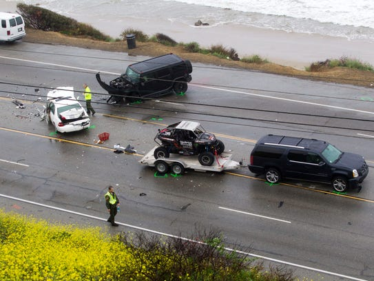 Fatal Car Accident Los Angeles Today