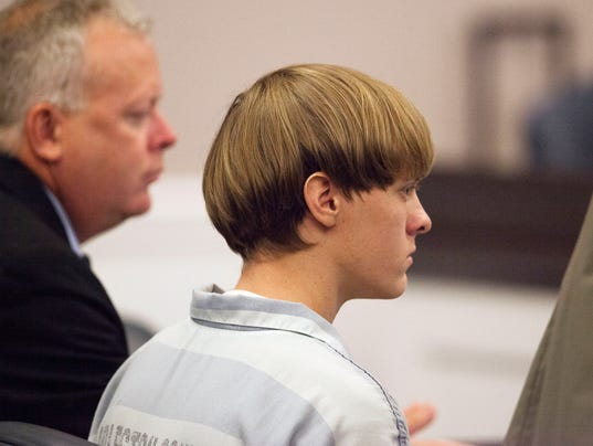 Prosecutors seek death penalty for Charleston church massacre suspect