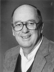 Buck Turnbull had a 41-year career in the Register.