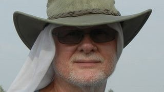 Archaeologist Hal Bonnette will talk about his recent work in Egypt Oct. 17 at UNCA