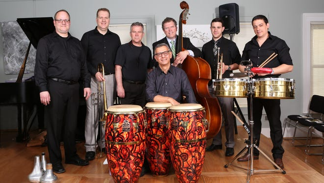 A concert featuring a popular local Latin jazz bands – Aguanko – will raise funds for Livingston County's Bountiful Harvest, on Saturday, April 7 at Crystal Gardens in Howell.