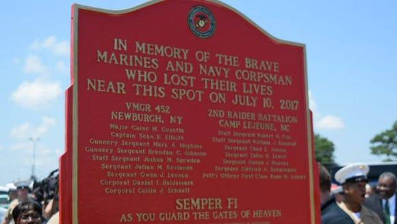 Yanky 72 memorial