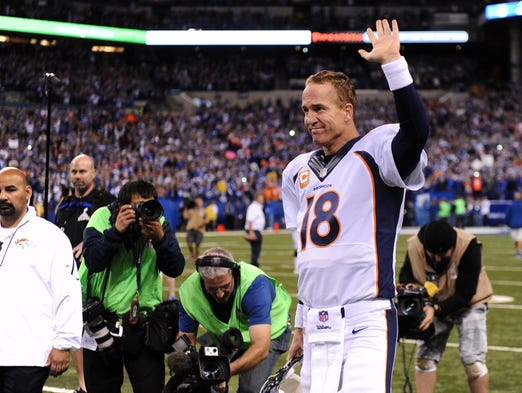 Peyton Manning threw for 386 yards and three touchdowns in his return to Indianapolis, but the Colts spoiled his homecoming with a 39-33 win over the Broncos. Here's a look at how other famous athletes fared in their homecoming games.