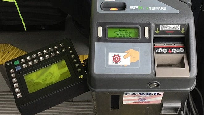 Beginning this week, the fare box system in county buses will now include additional features to make purchasing bus tickets easier and more efficient, and new ticket options will allow riders more flexibility.