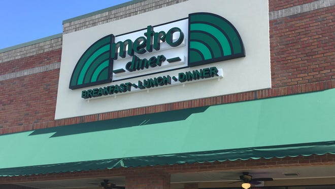 "Metro Diner sits mostly hidden in Clearwater Crossing shopping center. Find it at 3954 East 82nd St., a few doors down from Babies""R""Us."