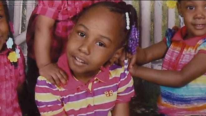 Sinai Miller, 9, was shot in the leg while selling Girl Scout cookies. Help her out and buy a box.
