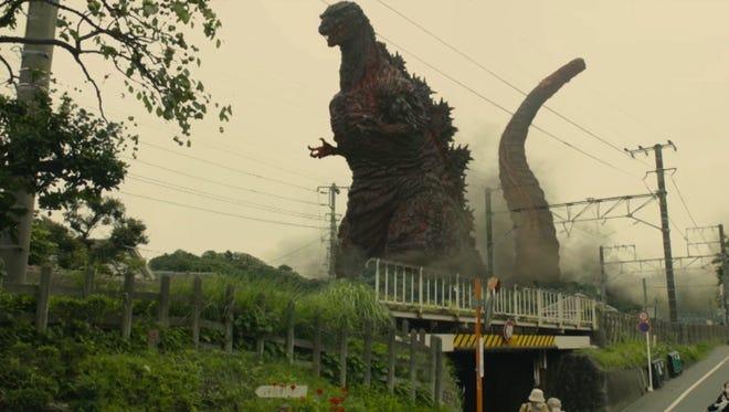 """""""Shin Godzilla"""" trailer."""