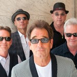 Huey Lewis and the News have upcoming shows in Newark and Atlantic City.