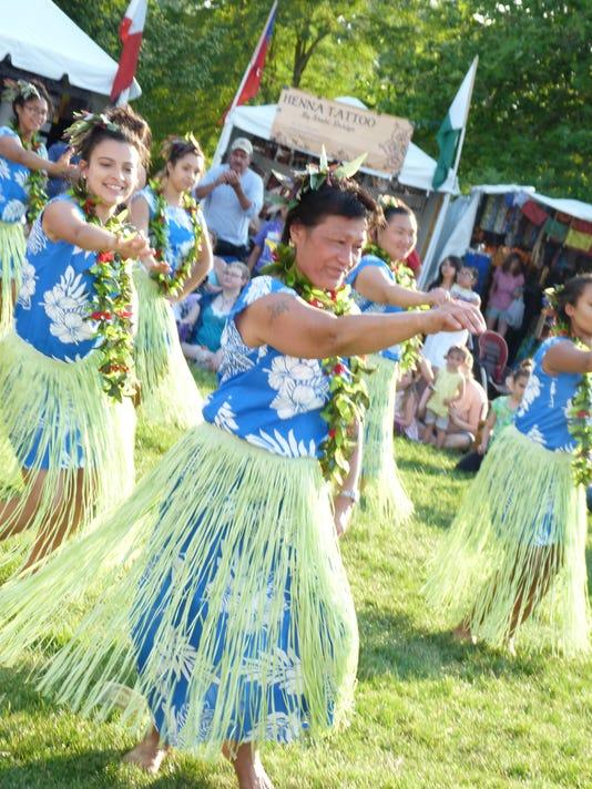 Paradise of Samoa Luau