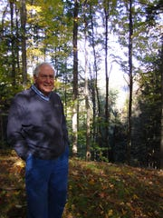 David Bandler on the Bandler Tract and Cayuga Inlet Valley.