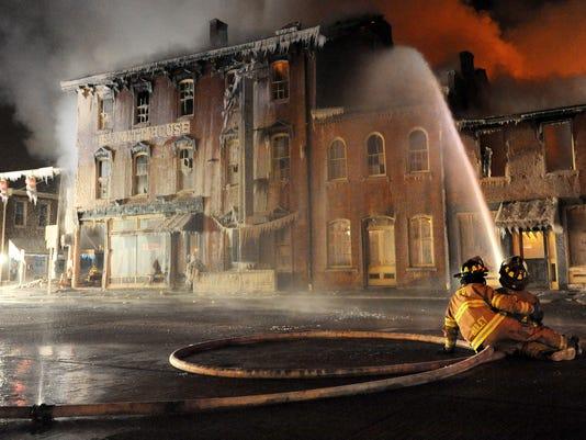CGO 0202 BUILDING CORNERSTONES-Emmitt fire