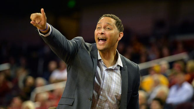 Tony Bland, a former USC associate head coach, was fired in January after being charged by the FBI in September.