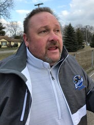 Eric Young is founder and owner of the new Livonia Lumberjax, which is a new team affiliated with the fifth-year Livonia Raptors youth organization.