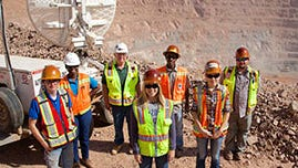 Officials at Freeport-McMoRan announced their plans to make 2016 a more profitable year during December. Year end earnings reports are expected to be released on Jan. 26.