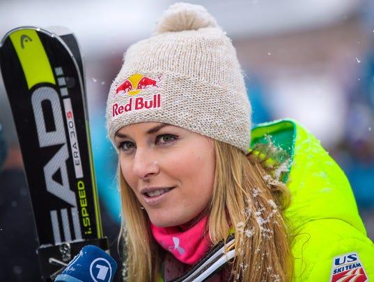 Vonn: Lindsey Vonn Aims For World Cup Record In Austria