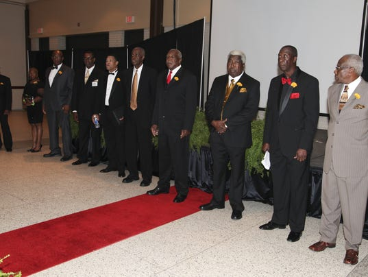 Grambling Legends Sports Hall of Fame 72/12/14