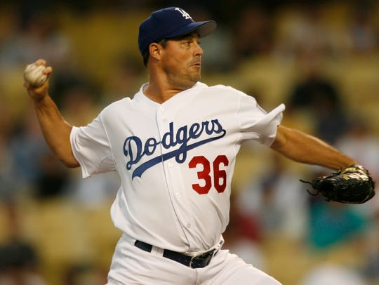 Greg Maddux, MLB pitcher and four-time Cy Young Award