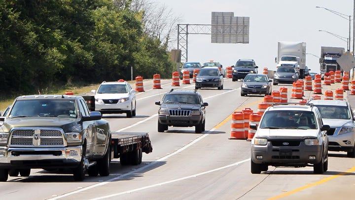 8 departments going after I-75 speeders in Kenton Cty. Wednesday