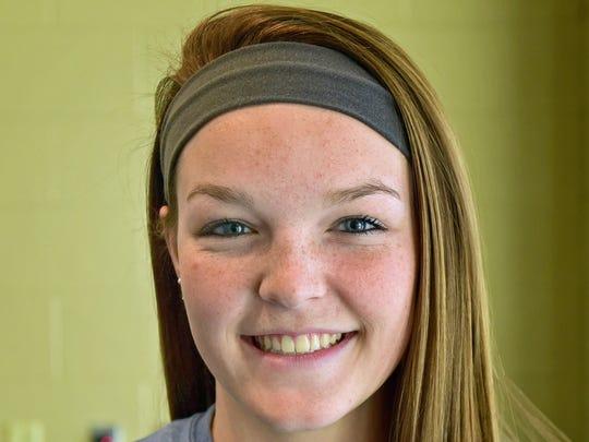 Tara Harmon, Chambersburg softball.