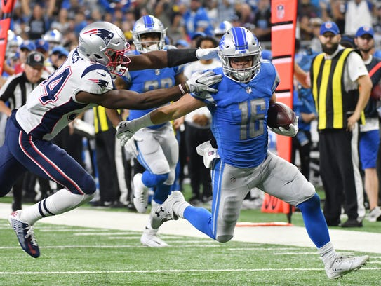 Jace Billingsley has a shot to stick as the Lions'