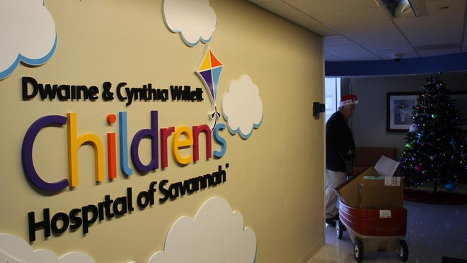 "CURE Childhood Cancer will host a virtual holiday ""Cocktails and Centerpieces for CURE"" event at 7 p.m. Dec. 10. The event will benefit the Dwaine & Cynthia Willett Children's Hospital of Savannah."