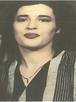 Portrait of Bonita Parker, a 20-year-old murder victim from Aug. 13, 19991.