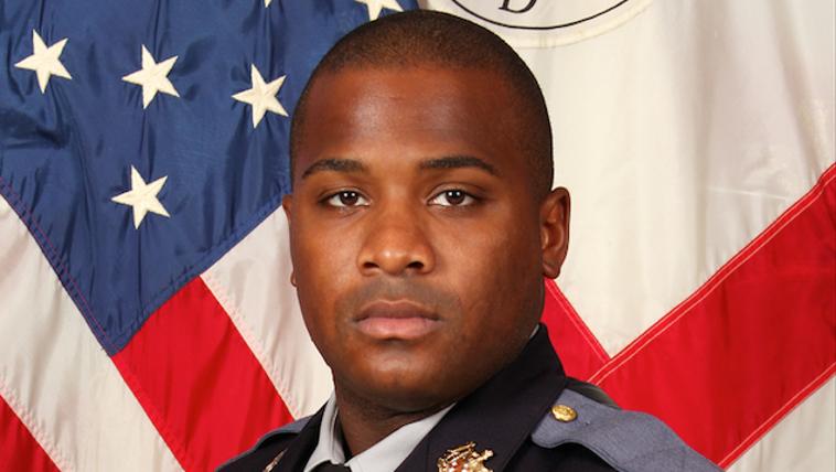 Prince George's County police officer Brennan Rabain