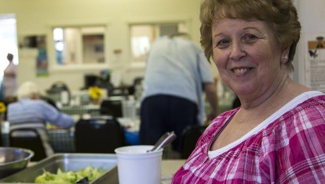 Connie Lloyd, former lead coordinator and now volunteer for the Cedar City Senior Center.
