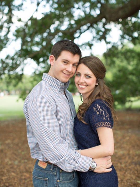 Engagements: Ryan Mouton & Ann Catherine Roussel