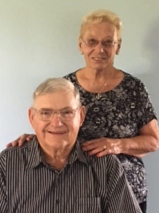 Anniversaries: Bill Hedrick & Mary Wilson Hedrick