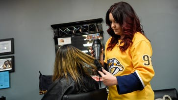 Delivered: NHL receives the special package from 'Catfish' Briley