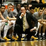 """I don't try to sugarcoat things if they don't need to be sugarcoated. That's not something I'm worried about. I'm coaching my team,"" Wichita State head coach Gregg Marshall said."