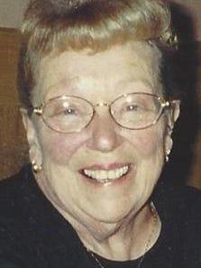 Joyce I. Libsack, 93
