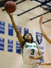 Fort Myers High School senior Destanni Henderson, shown here at the 2016 Naples Holiday Shootout, is the No. 9 player in the Class of 2017 according to ESPN. Fort Myers returns to this year's Holiday Shootout.