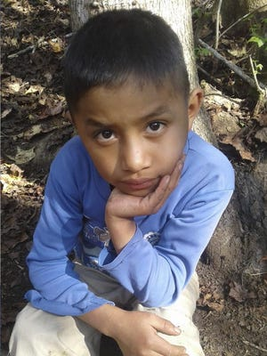 Felipe Gomez Alonzo. The 8-year-old boy died in U.S. custody at a New Mexico hospital on Christmas Eve after suffering a cough, vomiting and fever, authorities said. The cause is under investigation.