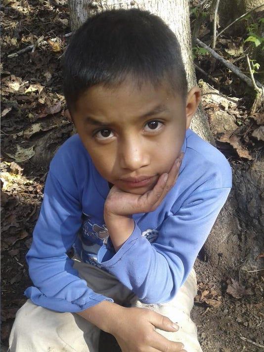 ADDITION Guatemala Child Dead Border