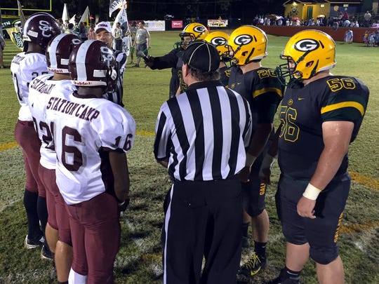 Station Camp and Gallatin meet on Sept. 23 in a rematch