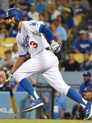 Chris Taylor, acquired for starter Zach Lee from the