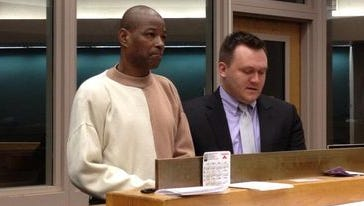 Troy Bell, who was sentenced to 15 months in prison Monday morning, faces a judge in 2014.