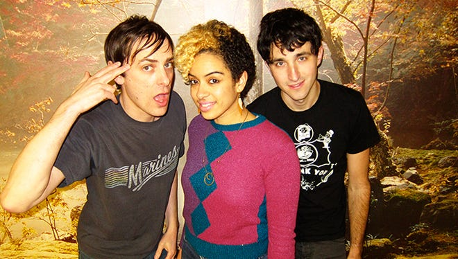 Portland power punk trio The Thermals will play for Wulapalooza on April 25.