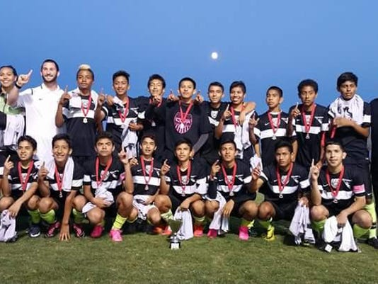 CCFA Davis Champions