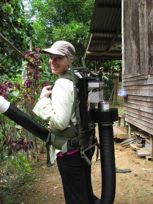 New Mexico State University Department of Biology doctorate student Katherine Young received the 2015 Fulbright Fellowship to study dengue virus in Borneo.
