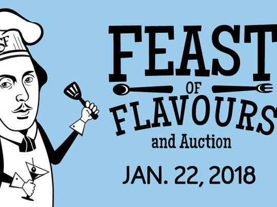 Tickets are now on sale for ASF's Feast of Flavours on Jan. 22.